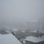 Заради мъгла на места в силистренско  видимостта е намалена до 50 метра