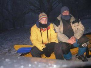 Борислав Найденов и Александър Паздерски; Снимка: Go Wild