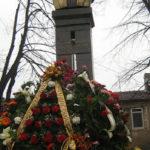 Възпоменателна церемония пред паметника на Апостола на свободата в Силистра