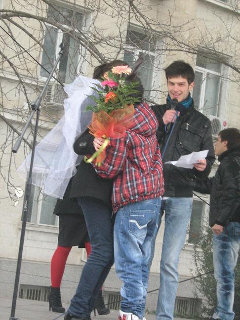 Бракът между хомосексуалисти не пропусна Силистра
