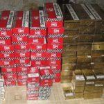 130 кутии цигари без акцизен бандерол открити в Силистра