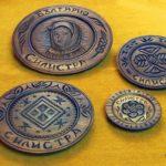 Ръчно изработени сувенири от етнографският музей в Силистра