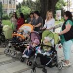 Майки в Силистра отново на мирен протест