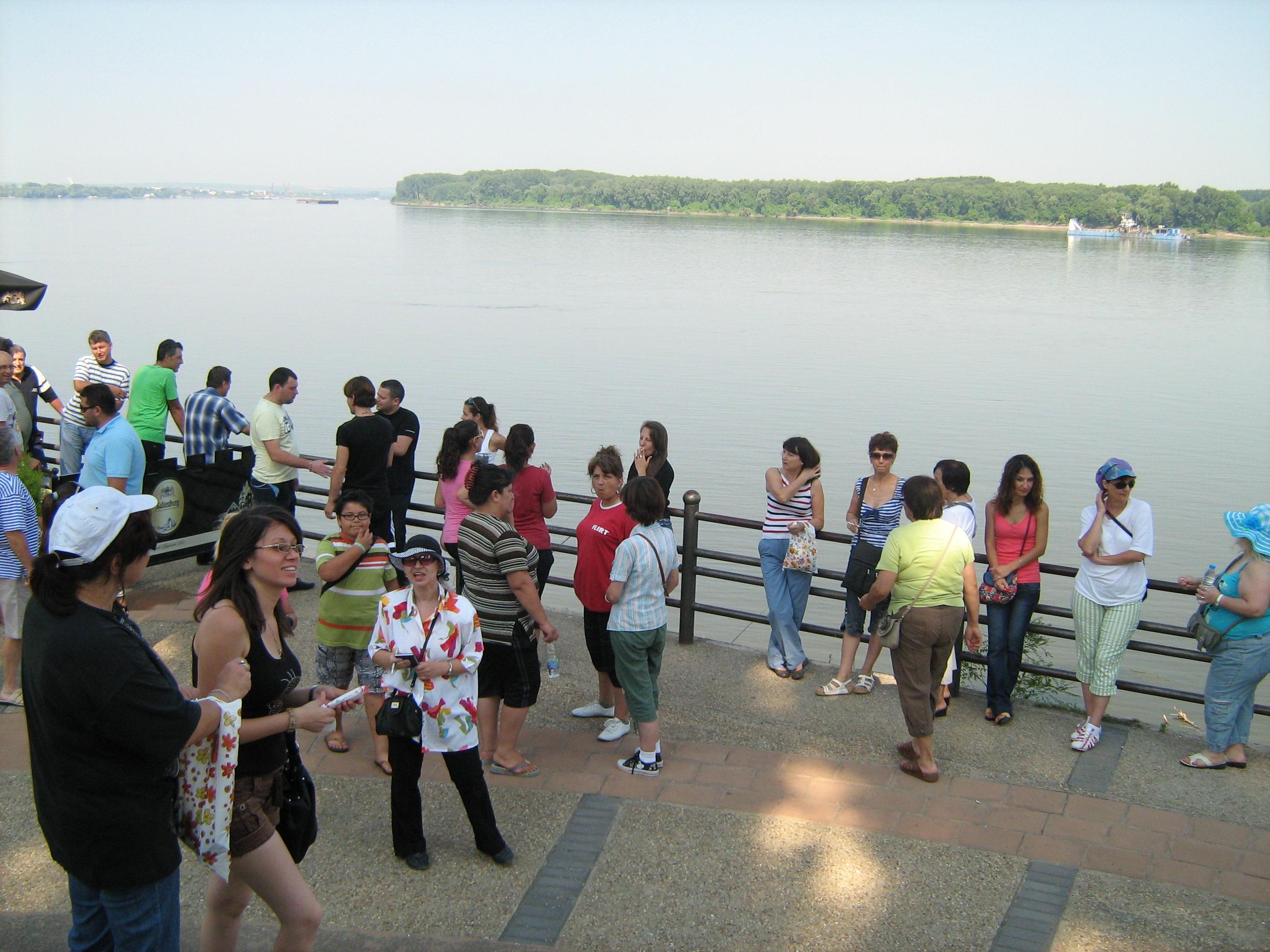 За трета поредна година ГЕРБ – Силистра отбеляза Деня на река Дунав