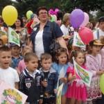"""300 малчугани от детските градини рецитират """"Аз съм българче"""""""