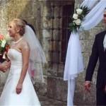 """Силистренка и Рейнджър от Афганистан – първи със сватба в """"Меджиди Табия"""""""