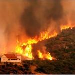 """На 4 сигнала за произшествие са реагирали през вчерашния ден екипи на ОУ""""Пожарна безопасност и защита на населението"""