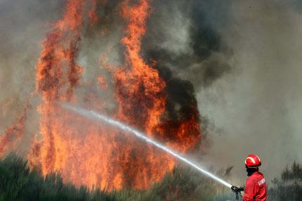 6 пожара в Силистренска област