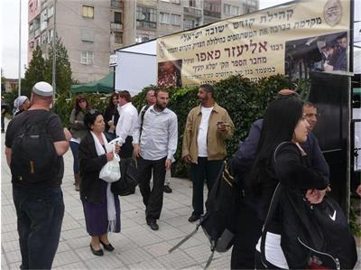 Стотици евреи се очаква да пристигнат днес в Силистра