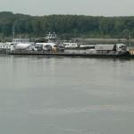 Няма заседнали и чакащи кораби в силистренския участък на река Дунав