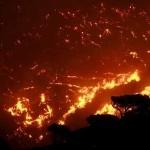 6 пожара на сухи треви са загасени