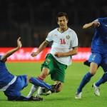 Италия ще заложи на схема 3-5-2 за гостуването на България