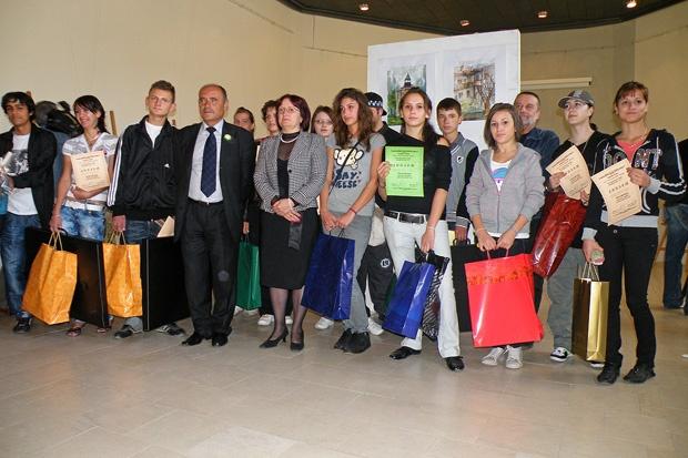 На 7 и 8 септември ще e изложбата на открито на млади художници  в Дунавския парк на Силистра