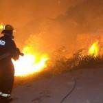 Четири пожара, възникнали в Силистра