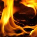 Два пожара гасиха огнеборците в почивните дни