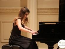 Силистренска музикална надежда взе участие в престижен международен конкурс