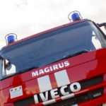 Пожарникари спасиха къща в село Нова Черна