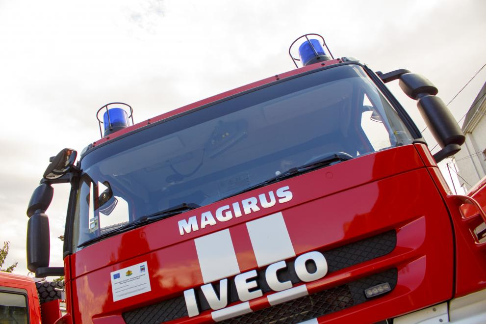 Десет пожара са гасили силистренските огнеборци