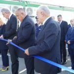 Бойко Борисов преряза лентичката на ново ГКПП