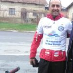 Ултраспортистът Пал Ющьош-Хидвеги пристига в Силистра