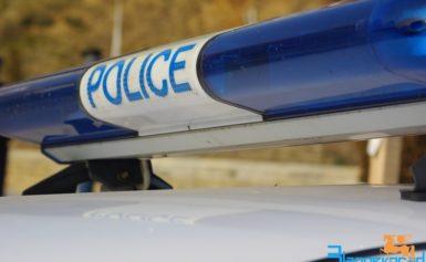 Пътни полицаи преследваха шофьор , отказал да спре за проверка