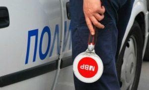 Младеж е бил заловен да шофира след употреба на наркотици