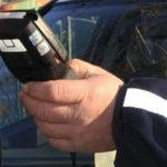 Спряха шофьор с 1,36 промила алкохол
