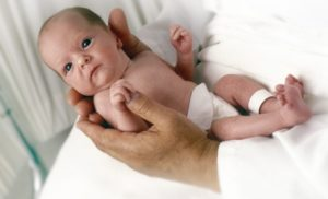 Първото бебе в Силистра се роди на втори Януари