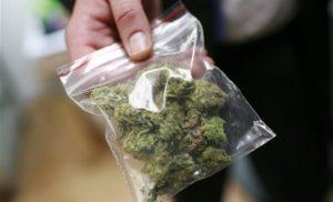 Трима младежи са задържани с наркотици