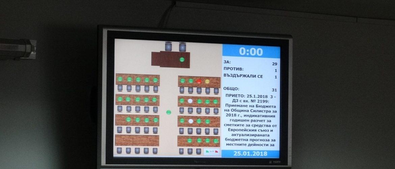 Обсъдиха и приеха новия бюджет на Община Силистра