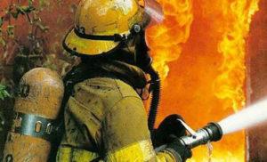 Пожар унищожи 60 бали слама в Средище