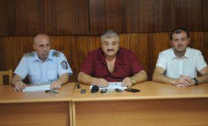 Лек спад на престъпленията ,отчете полицията за първите пет месеца