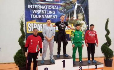 Момче от силистренско взе бронзово отличие на международен турнир