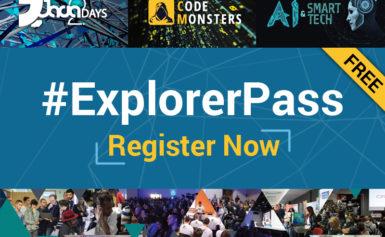 Най-мащабния форум за софтуерни разработчици GlobalTech Summit- с безплатен билет