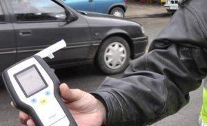 Жена е задържана за шофиране с 1,74 промила