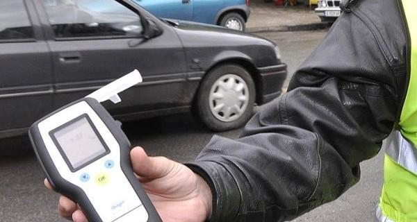 Шофьор е засечен да кара с 2,23 промила в Тутракан