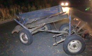Катастрофа с каруца в Дулово