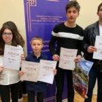 Млади силистренски китаристи ,обраха наградите на международен конкурс