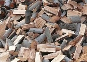 2.93 куб.м дърва за огрев с неясен произход