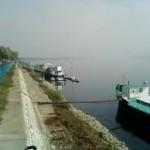 Нивото на река Дунав при Силистра отбеляза покачване