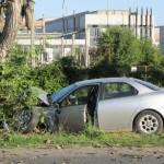 Катастрофа по пътя Русе-Силистра