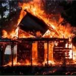 Късо съединение е довело до пожар