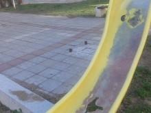 Експерти провериха техническото състоянието всички детски площадки в Силистра