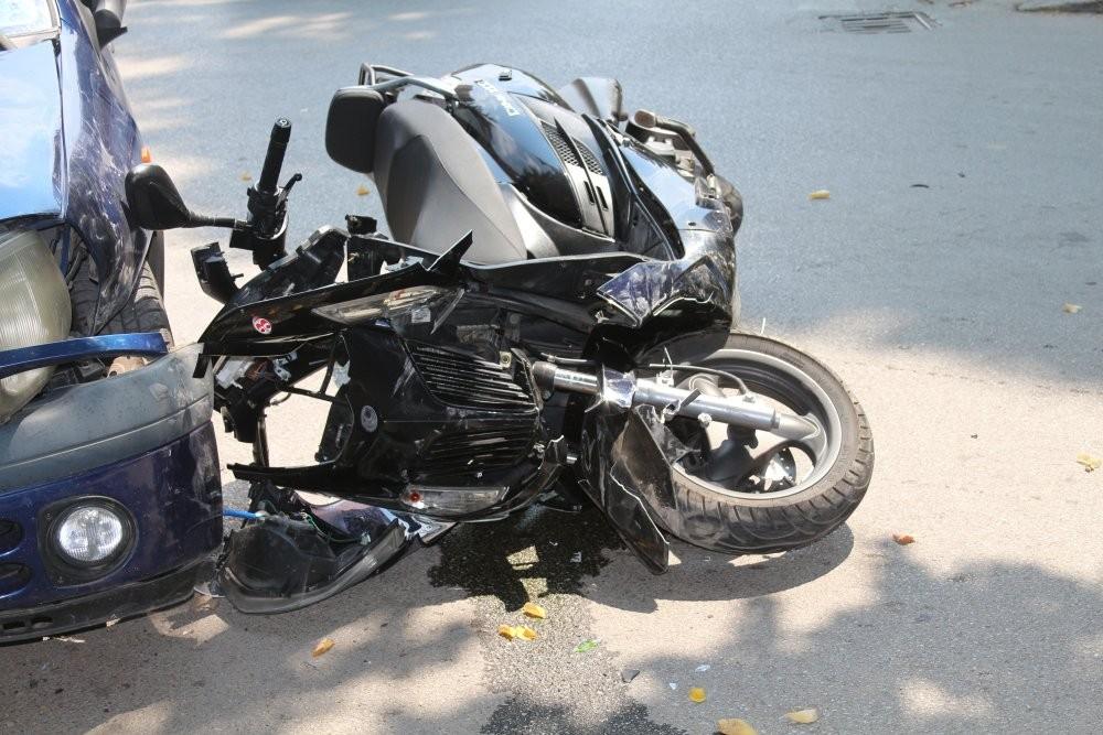 Млад мъж е в болница след пътен инцидент в Тутракан