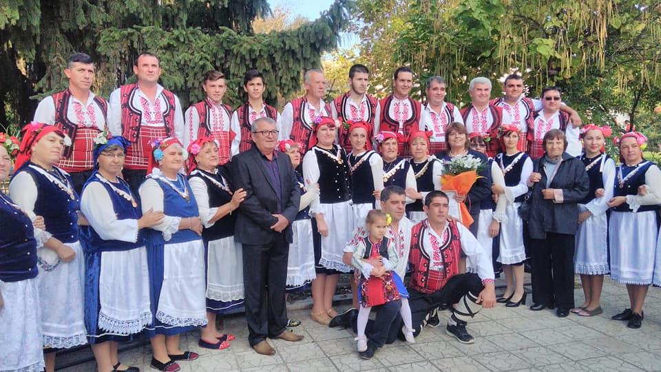 Фолклорен събор в село Иширково