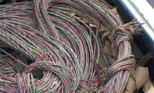 Близо 500 метра медни проводници бяха откраднати