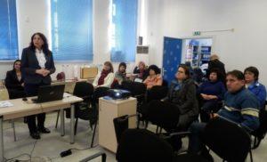 ОИЦ- Силистра проведе заключителни за годината срещи