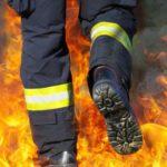 Три пожара , вдигнаха на крак силистренската пожарна