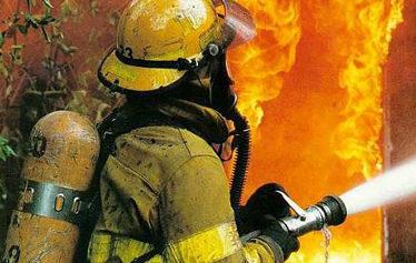 Мъж е получил изгаряния при пожар в квартал Деленки